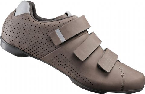 Shimano RT5W SPD Road Shoes Womans Brown